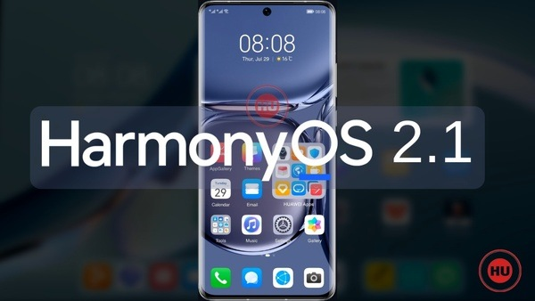 هواوی سیستم عامل هارمونی 2.1 را ماه آینده به صورت رسمی معرفی میکند